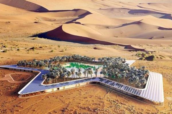 Destinasi Budaya Timur Tengah