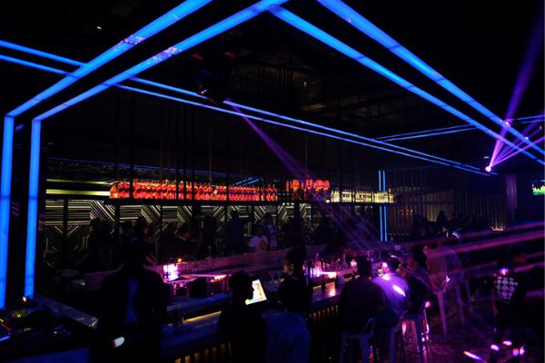 Club malam Indonesia