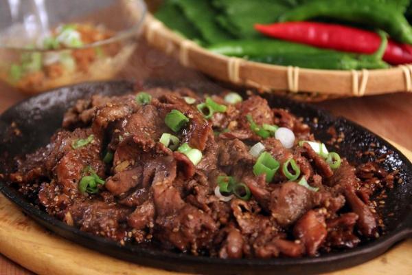 Kuliner Daging Dari Asia