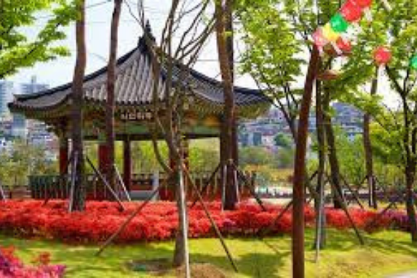 Taman-Cantik-Di-Busan